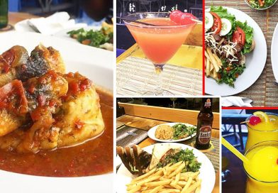 A Food Paradise at Marina's Bar & Restaurant