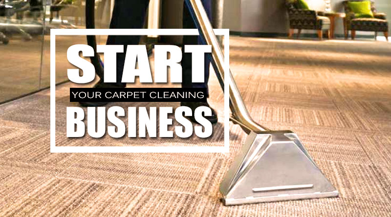 Starting A Carpet Cleaning Business