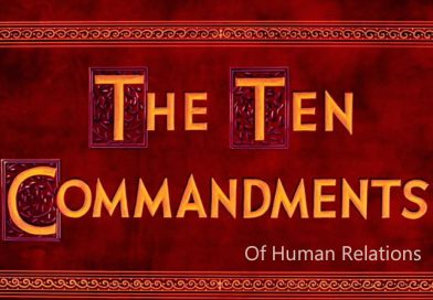 Empathy 101:  Ten Commandments Of Human Relations