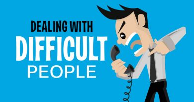 5 Action Ideas to Deal with Difficult People