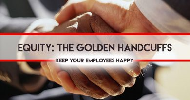 Equity: The Golden Handcuffs