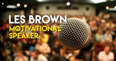 Les Brown a Giant Motivational Speaker