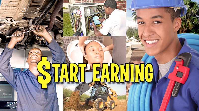 19 Skills You Can Learn for Free in Barbados and Start Earning