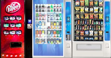 Bulk Vending Machines