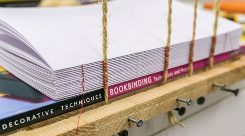 Book Binding Basics