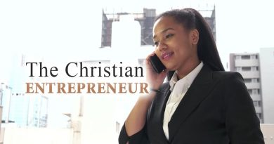All About Being a Christian Entrepreneur