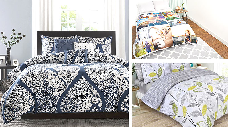 Duvet Covers – For a Quick Bedroom Makeover