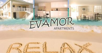 Evamor Apartments the Ideal Place for Locals & Visitors