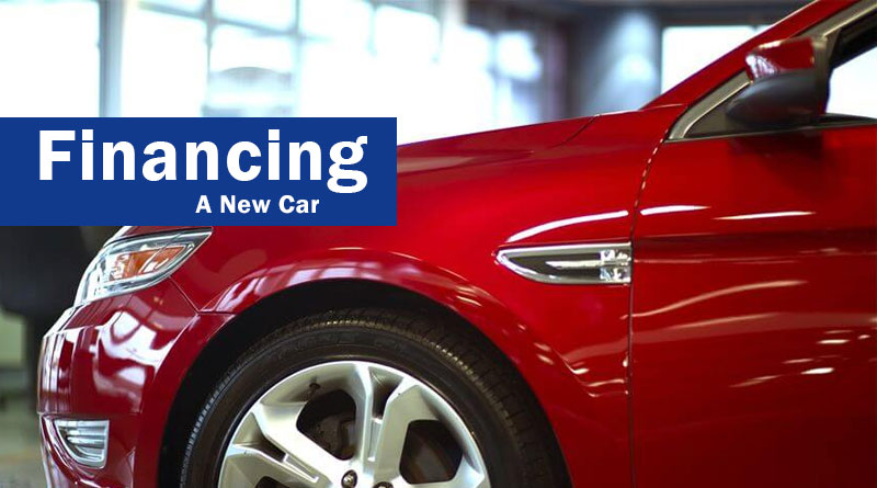 Financing A New Car