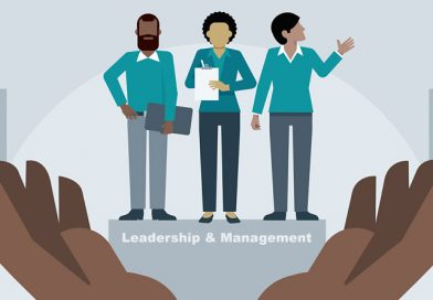The Difference Between Leadership & Management