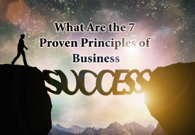 What Are the 7 Proven Principles of Business Success?