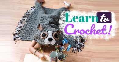 8 Tips For Crochet Beginners