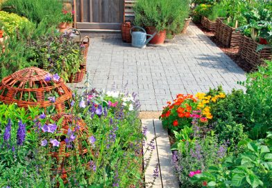 Herb And Vegetable Gardens Are Landscapes Too!