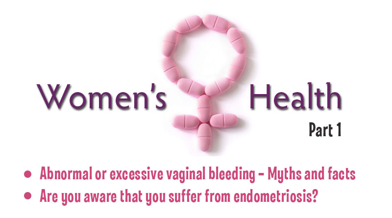 Abnormal or excessive vaginal bleeding – Myths and facts