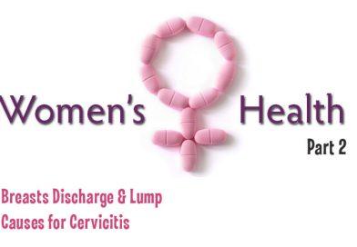 Breasts Discharge & Lump