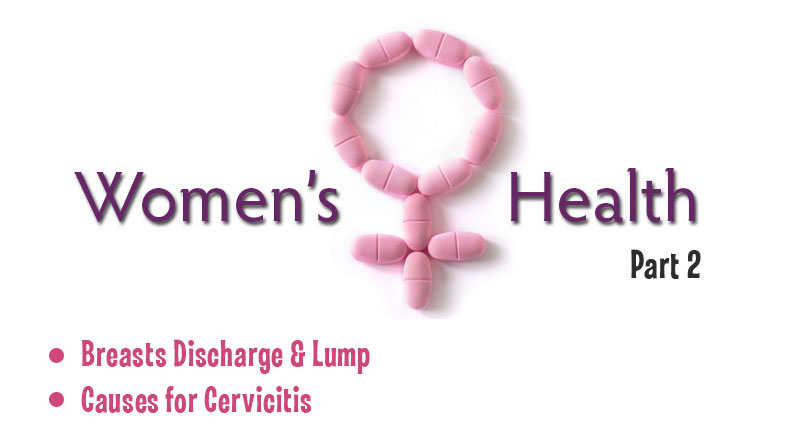 Breasts Discharge & Lump