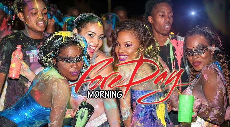 Blazing Foreday Morning Jam