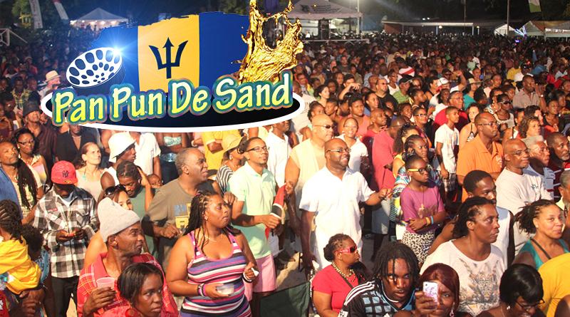 """Pan Pun De Sand """"Sweet Fuh Days"""""""