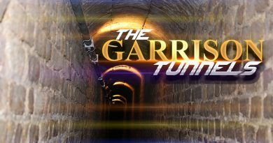 The Garrison Tunnels