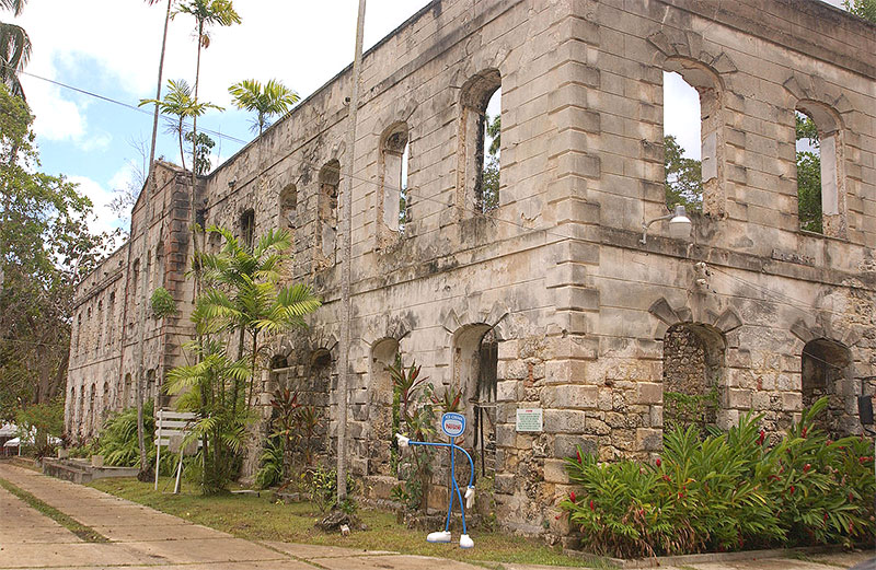 Barbados Farley Hill Park