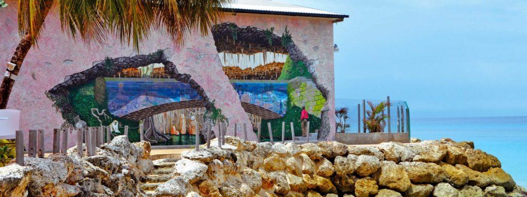 Barbados Speightstown Mural