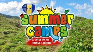 barbados summer camp
