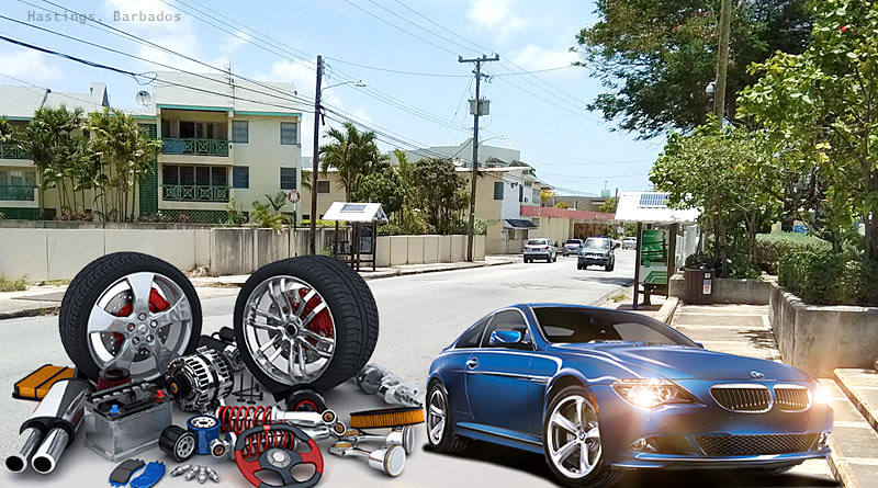 Car Dealers, Mechanics and Auto-Parts In Barbados