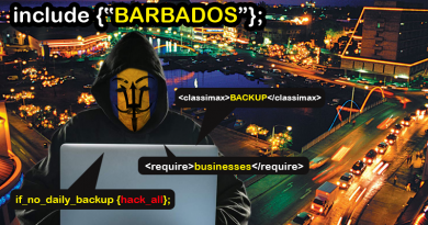 cyber security barbados