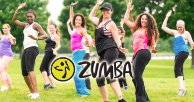 Zumba Fitness For Barbados Enthusiast