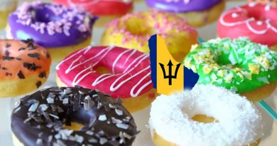 The Best Donuts Are Made In Barbados