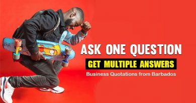 barbados business quotations