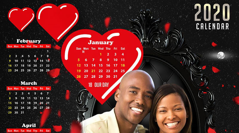 Barbados customized calendars